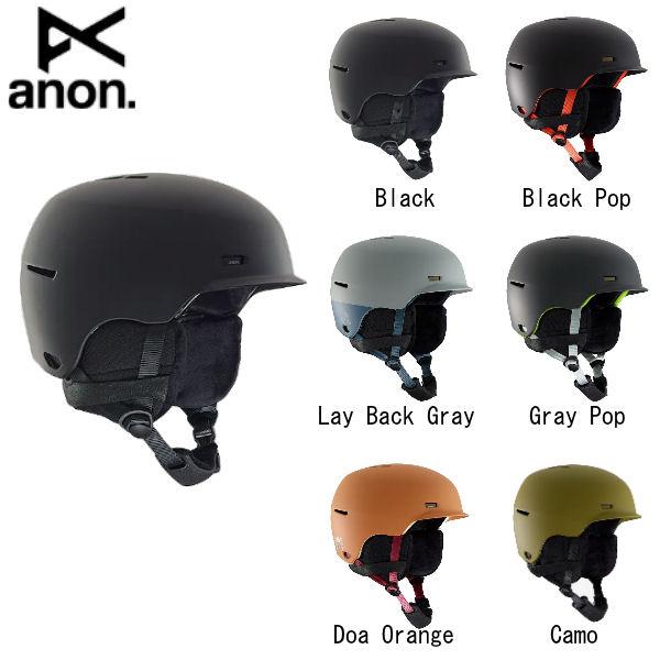 【ANON】アノン 2019-2020 Mens Anon HIGHWIRE HELMET メンズ ヘルメット プロテクター スノーボード S・M・L・XL 6カラー【あす楽対応】