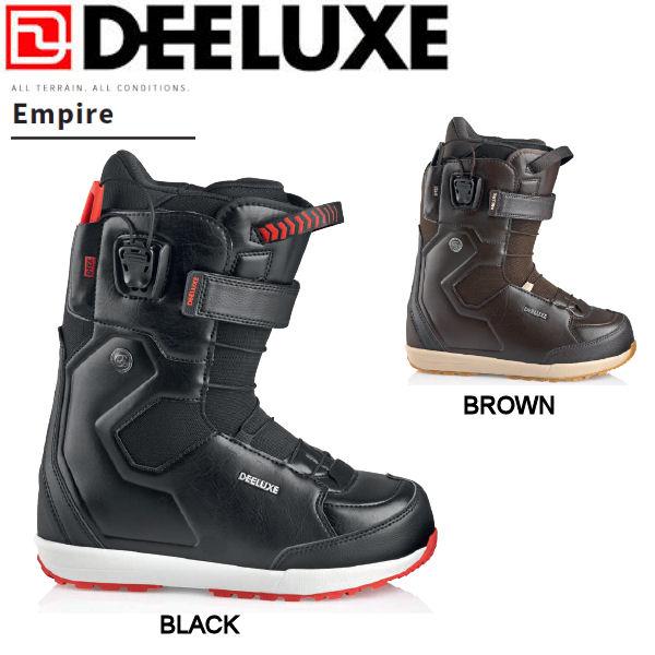 【予約受付中】【DEEELUXE】2019-2020 ディーラックス EMPIRE エンパイア BOOTS スノーボード ブーツ メンズ オールテレイン フリーライド ハーフパイプ キッカー 25.5cm~28.5cm