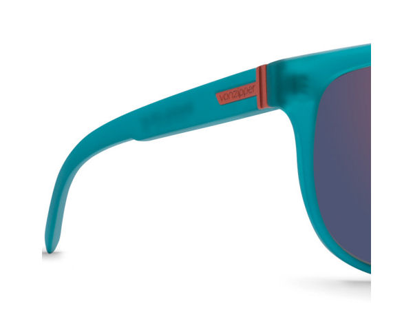6a91c5a44bac ... Von zipper 2013 spring summer /CLETUS SPACEGLAZE men's / ladies  sunglasses model /TEA ...