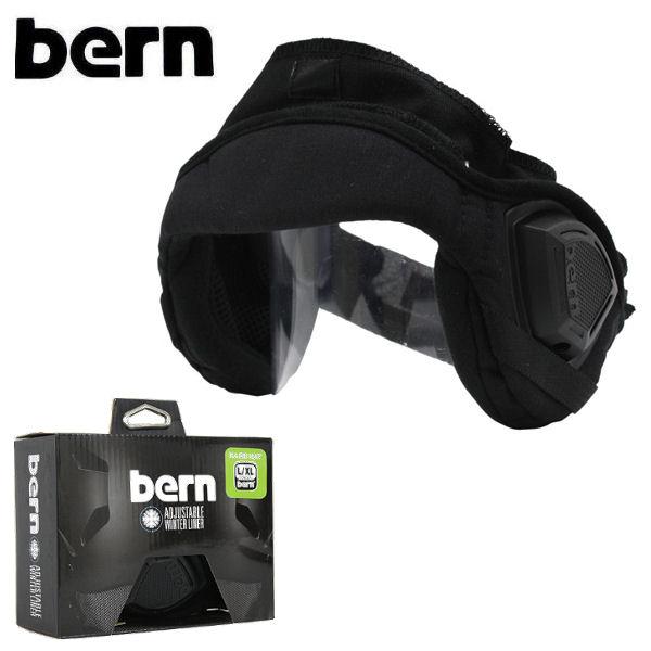 【BERN】バーン HARD HAT PREMIUM LINER ヘルメットインナー ブラック