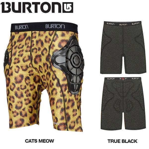 【定番アイテム】【BURTON】バートン Womens Burton Total Impact Short レディース プロテクター スノーボード 防護 ウエア 2カラー【あす楽対応】【BURTON JAPAN正規品】