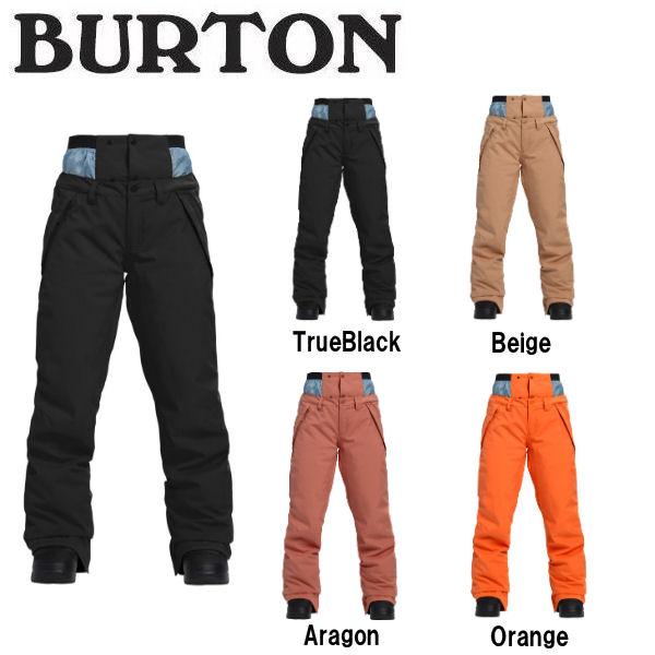 【BURTON】バートン 2018-2019 Womens Burton Society Pant レディース スノーパンツ ボトムス スノーボード XS・S・M 4カラー【BURTON JAPAN正規品】