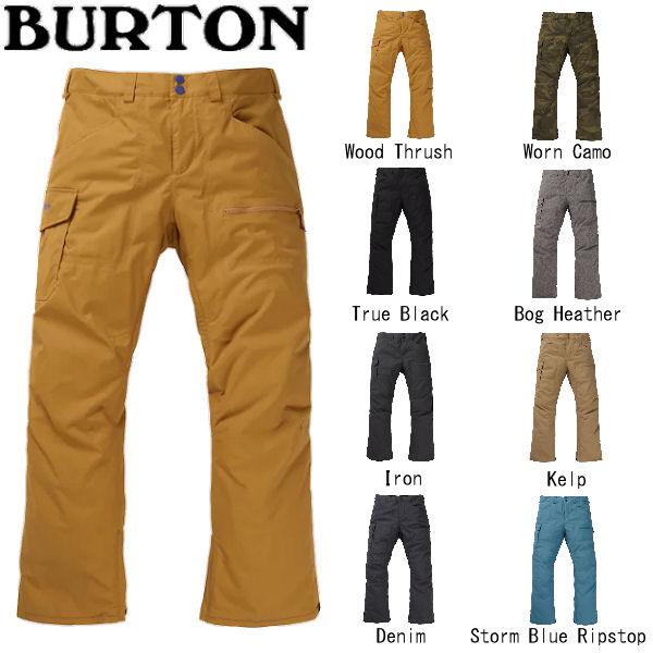 【BURTON】バートン 2019-2020 Mens Burton Covert Pant メンズ スノーパンツ ボトムス スノーボード S・M・L・XL 8カラー【BURTON JAPAN正規品】【あす楽対応】