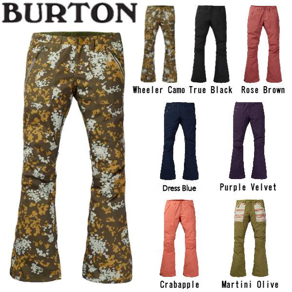 【BURTON】バートン 2019-2020 Womens Burton Vida Pant レディース スノーパンツ スノーウエア ボトムズ スノーボード XS・S・M・L 7カラー【BURTON JAPAN正規品】【あす楽対応】