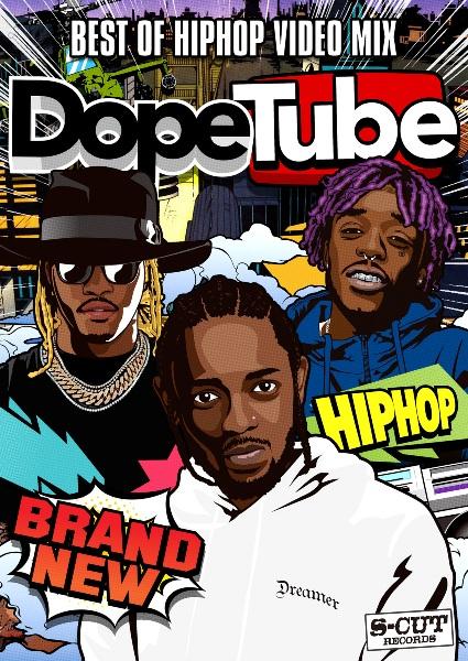 DVD ヒップホップ 音楽 ミュージック 【DopeTube】Best Of Hip Hop Video Mix- Vol.1 ヒップホップ DVD 120分