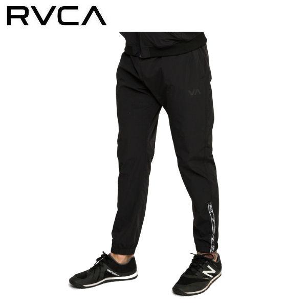 【RVCA】ルーカ 2019春夏 VA RESIN PANT メンズ ルーカスポーツ ナイロンパンツ ボトムス スポーツウェア S・M・L・XL【あす楽対応】