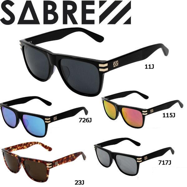 【ステッカープレゼント】【SABRE】セイバー HEARTBREAKER S ユニセックスサングラス メンズ レディース/5カラー【あす楽対応】