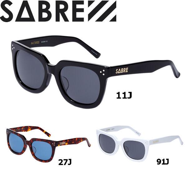 【ステッカープレゼント】【SABRE】セイバー 2016春夏 MORRIS メンズサングラス 3カラー【あす楽対応】
