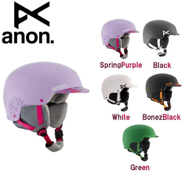 【ANON】アノン 2017-2018 Scout Helmet キッズ ヘルメット プロテクター スノーボード S・M・L・XL 5カラー