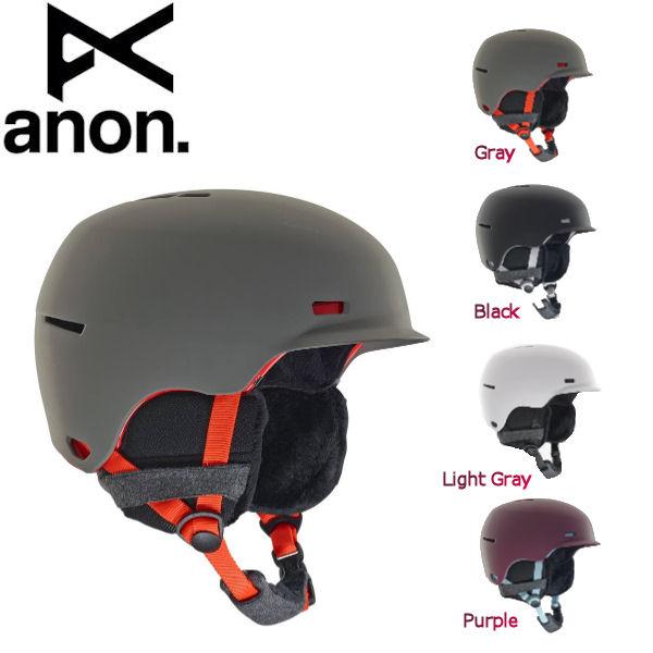 【ANON】アノン 2018-2019 Anon Raven Helmet レディース ヘルメット プロテクター スノーボード S・M・L 4カラー【あす楽対応】