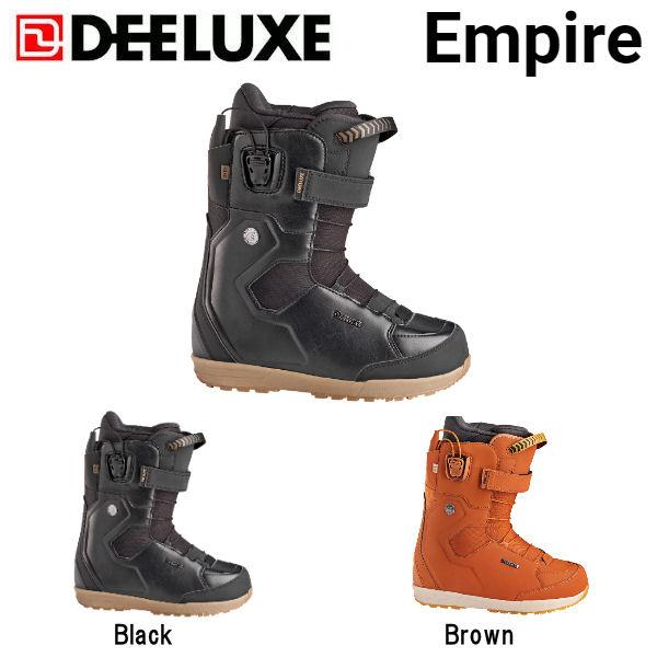 【DEELUXE】ディーラックス 2018-2019 Empire エンパイア メンズ スノーブーツ スノーボード スノボー 靴 26.5cm・27.5cm 2カラー【あす楽対応】