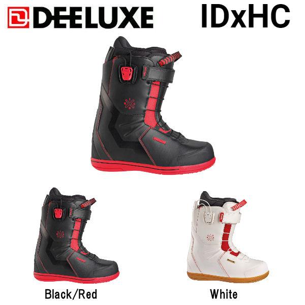 【特典あり】【DEELUXE】ディーラックス 2018-2019 IDxHC アイディー ハードコア メンズ スノーブーツ スノーボード スノボー 靴 26.5cm・27.5cm・28.5cm 2カラー【あす楽対応】