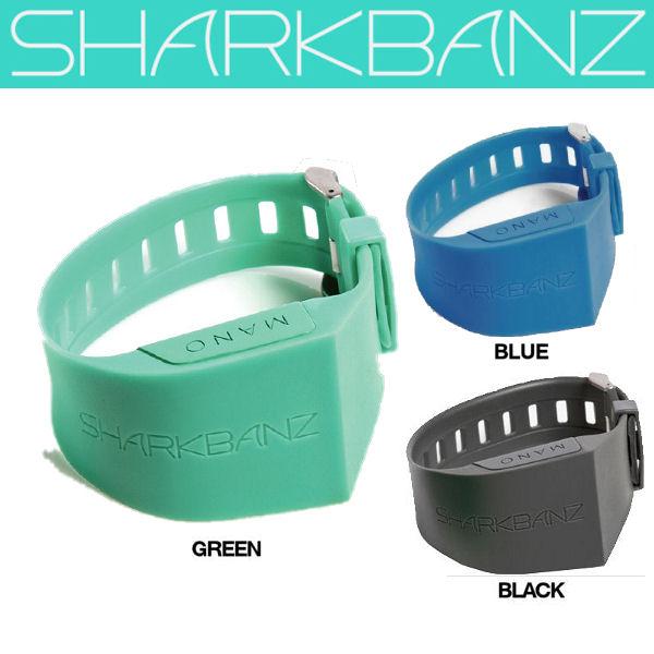 【sharkbanz】シャークバンズ シャークバンド サメよけ サーフィン 鮫避け 3カラー【あす楽対応】