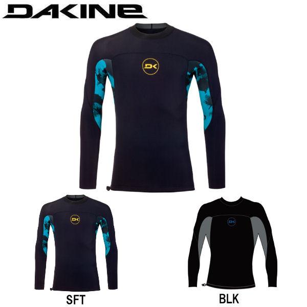 【DAKINE】ダカイン 2019春夏 1MM NEO JACKET FLATLOCK L/S メンズ ウェットスーツ 長袖 タッパー サーフィン M・L・XL 2カラー