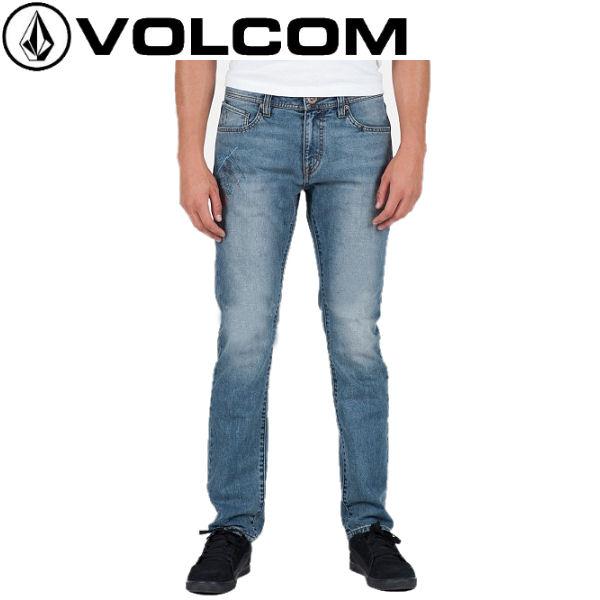 【VOLCOM】 ボルコム Vorta Denim メンズデニムパンツ ロングパンツ ジーパン 28・30 WRN【あす楽対応】【正規品】