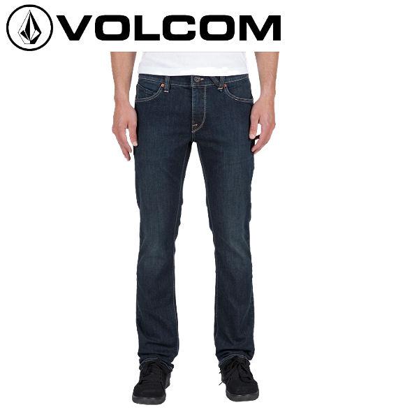 【VOLCOM】ボルコム/Vorta Denim メンズストレッチデニム 長ズボン ロングパンツ ボトムス/Rns/サイズ28-34インチ【正規品】