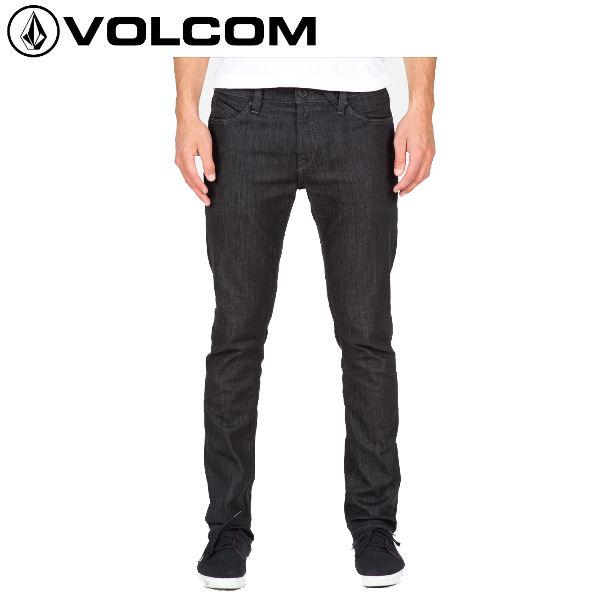 【VOLCOM】ボルコム 2X4 Denim メンズストレッチデニム 長ズボン ロングパンツ ボトムス/Bri/サイズ28-36インチ【正規品】