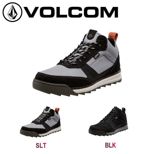 【VOLCOM】ボルコム2017秋冬 KENSINGTON GTX メンズ シューズ 靴 ストリート 26.5cm-28cm 2カラー【あす楽対応】【正規品】