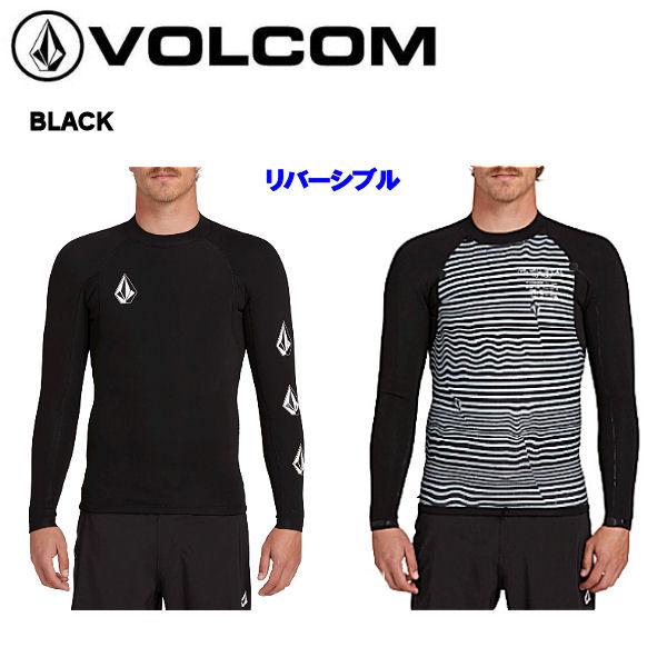 【VOLCOM】ボルコム 2019春夏 Stone Neo Jacket メンズ タッパー ウェットスーツ 長袖 リバーシブル トップス S・M・L・XL【あす楽対応】