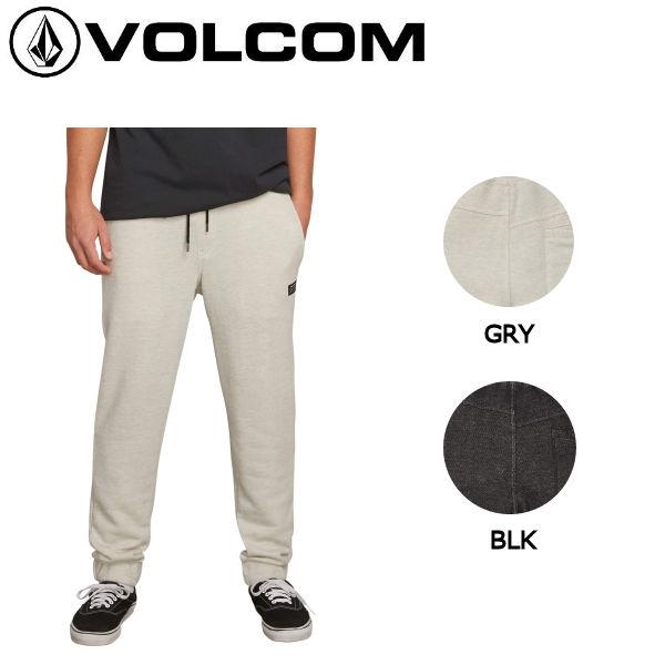 【VOLCOM】ボルコム 2018秋 CODER FLEECE PANT メンズ フリースパンツ ロングパンツ スェットパンツ ボトムス S-XL 2カラー【あす楽対応】