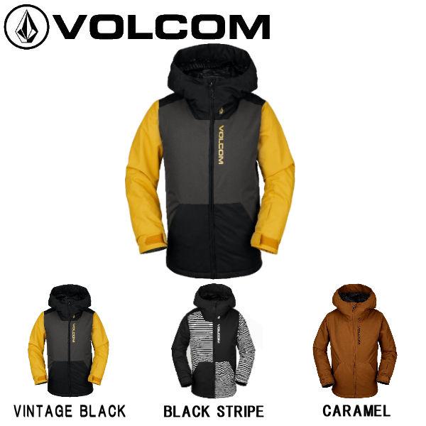 【VOLCOM】ボルコム 2019-2020 BIG BOYS VERNON INSULATED JACKET キッズ ジュニア スノーウェア スノージャケット スノーボード S-L 3カラー 【正規品】【あす楽対応】