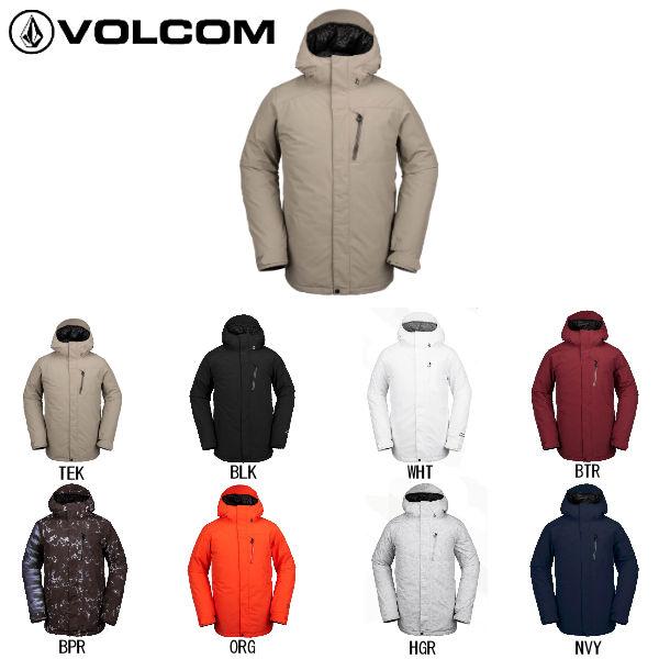 【VOLCOM】ボルコム 2019-2020 L Gore-Tex Jacket ジャケット スノージャケット ゴアテックス ウエア スノーボード スノボー スキー XS~XXL 8カラー【あす楽対応】