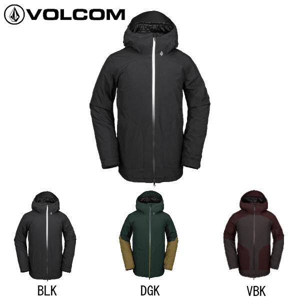 【VOLCOM】ボルコム 2019-2020 Mens Resin Gore-Tex Jacket ジャケット スノージャケット レジンゴアテックスジャケット ウエア スノーボード スノボー スキー XS~XXL 3カラー【あす楽対応】