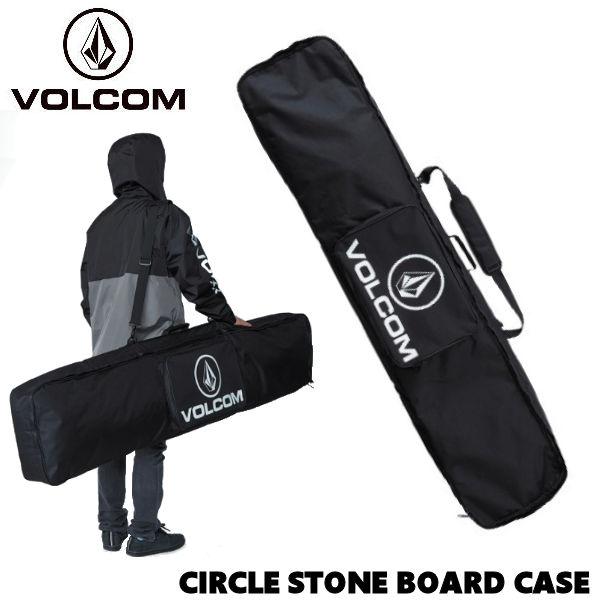 【VOLCOM】ボルコム 2019-2020 CIRCLE STONE BOARD CASE サークルストーン ボードケース ボードカバー ソールカバー スノーボード 【正規品】【あす楽対応】