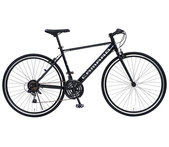 【クーポン配布中!】配送先一都三県一部地域限定 クロスバイク シボレー 2019年モデル CHEVROLET CAMARO CRB 7021 外装21段変速ギア 軽量 自転車 700c 自転車 おしゃれ