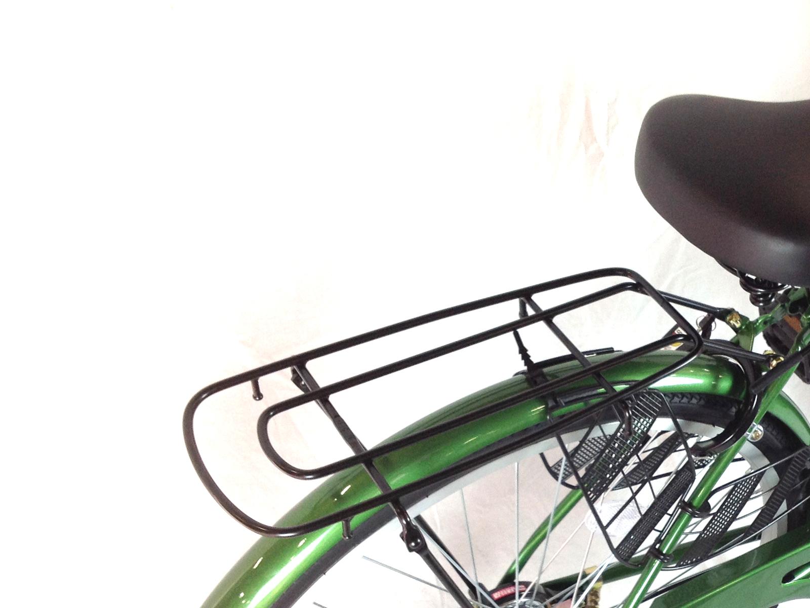 外装6段変速 かわいいママチャリ 自転車 女の子 ママチャリ 6月初旬以降発送 カゴ サントラスト 通販 グリーン 6段ギア 自転車 自転車 緑色 つき カギ dixhuit 通学 6段変速ギア付き 激安 軽快車 シマノ製 おしゃれ 配送先一都三県一部地域限定 26インチ 変速付き