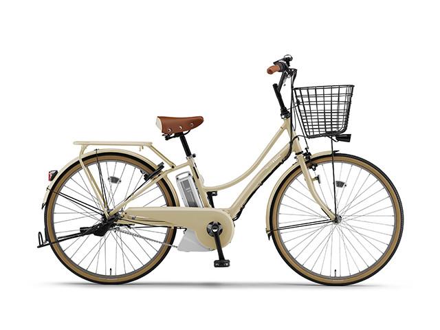 配送先一都三県一部地域限定送料無料 電動自転車 ヤマハ YAMAHA PAS ami パスアミ 26インチ 電動アシスト自転車 電動ママチャリ 2018年モデル 軽量 X1N601-020F Sベージュ 通販 おしゃれ