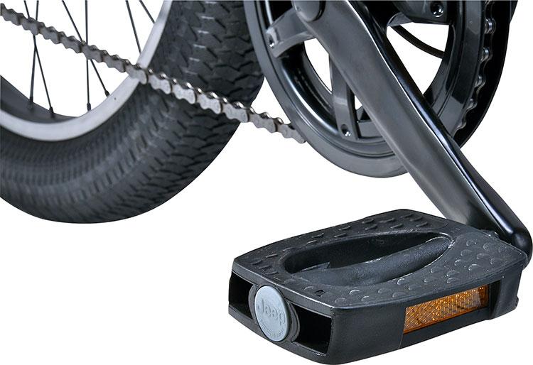 ジープ自転車ファットバイクJEEP26インチ外装7段変速ギアディスクブレーキ2018年モデルマウンテンバイクおしゃれ送料無料18