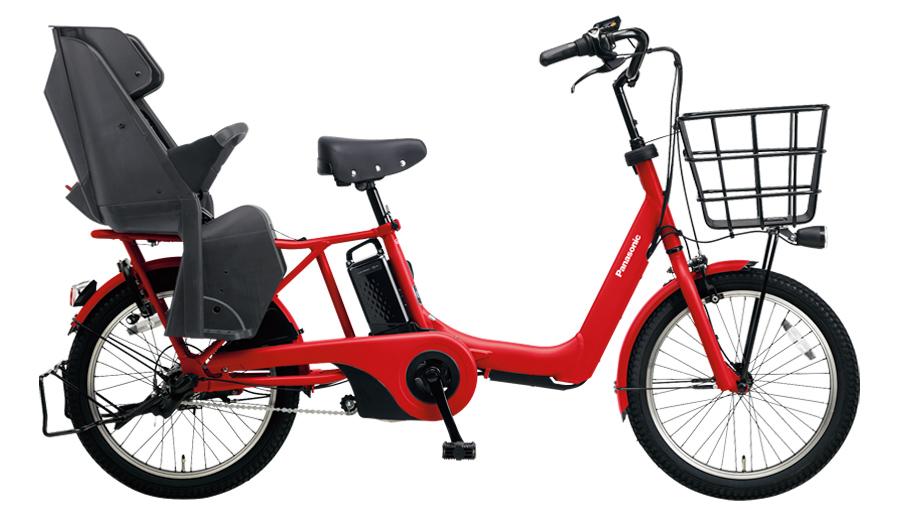 配送先一都三県一部地域限定送料無料 電動自転車 パナソニック Panasonic ギュット アニーズ 20インチ 電動アシスト自転車 2018年モデル BE-ELA03AR ロイヤルレッド 赤 通販 おしゃれ