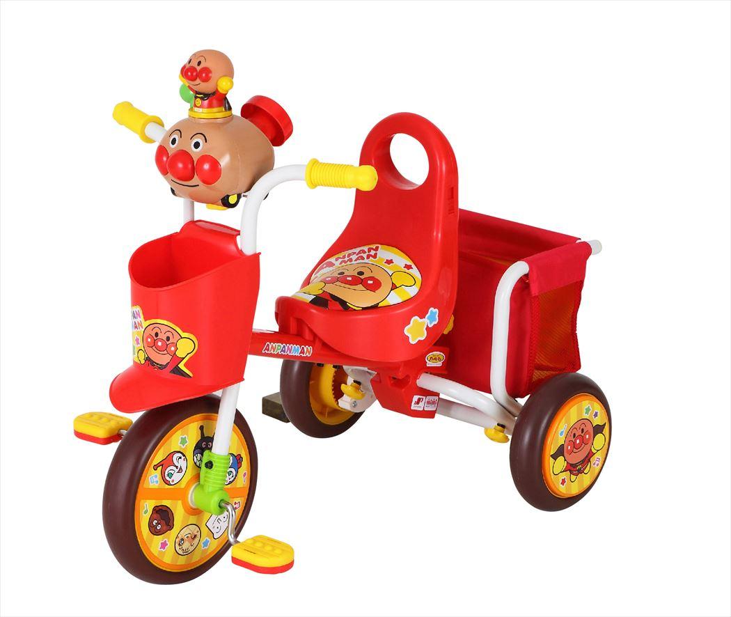 【最安値挑戦!】 三輪車 幼児 わくわくアンパンマンごうピース2 レッド おしゃれ 三輪車 赤 対象年齢/1.5歳~4歳11ヶ月 適応身長/77cm~100cm 子供 幼児 アンパンマン バイキンマン メロンパンナちゃん ドキンちゃん 通販 おしゃれ, ムロネムラ:d261a32b --- rki5.xyz