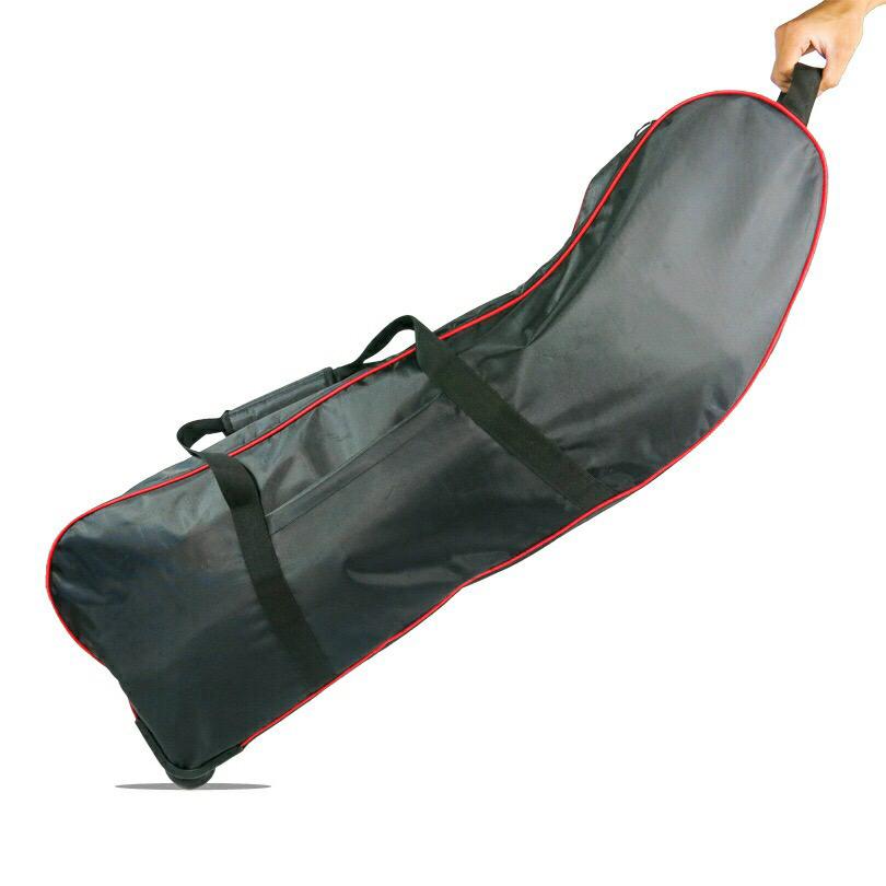 キックボード スケボーに使えるキャリーバッグです キックボード用キャリーバッグ キックスクーター用 スケボー用 立ち乗り式二輪車用 大人 ストラップ付 プレゼント メーカー公式 折りたたみ式 正規取扱店 キャリーバッグ