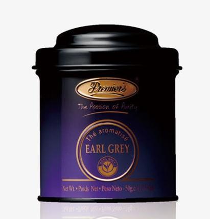 インド紅茶の素晴らしさを伝える プリミアスティー オリジナルキャディー アールグレイ50g 送料無料 紅茶 茶葉 トレンド インド 高級 送料無料でお届けします おうち リーフティー お返し 誕生日 ギフト 敬老の日 お礼 プルトップ缶 缶 記念日 お祝い プレゼント