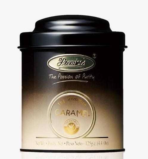 インド紅茶の素晴らしさを伝える プリミアスティー オリジナルキャディー キャラメル125g 送料無料 紅茶 茶葉 インド 高級 リーフティー ギフト おうち お祝い お返し 敬老の日 お礼 プルトップ缶 缶 卸直営 記念日 アイテム勢ぞろい 誕生日 プレゼント