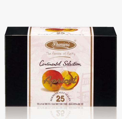 全国どこでも送料無料 インド紅茶の素晴らしさを伝える プリミアスティーをティーバッグでお手軽に プリミアスティー コンチネンタルセレクション アプリコットティー25枚入り 送料無料 紅茶 茶葉 インド 高級 おうち お手軽 お祝い 安売り ティーバッグ お礼 お返し ギフト 誕生日 記念日 プレゼント 敬老の日