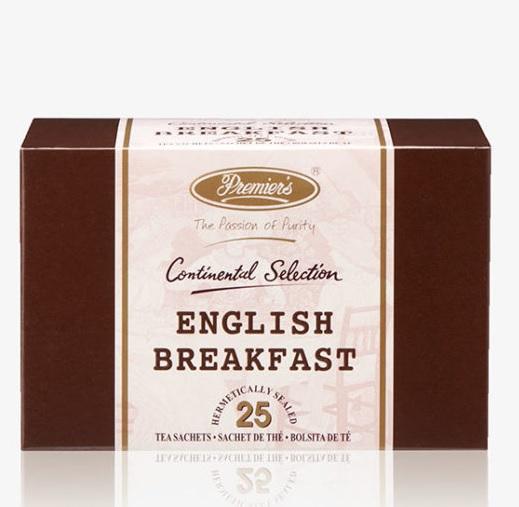 インド紅茶の素晴らしさを伝える プリミアスティーをティーバッグでお手軽に プリミアスティー コンチネンタルセレクション イングリッシュブレックファースト25枚入り 送料無料 紅茶 茶葉 インド 流行 高級 おうち ギフト 期間限定で特別価格 お礼 敬老の日 記念日 誕生日 お手軽 お祝い お返し ティーバッグ プレゼント