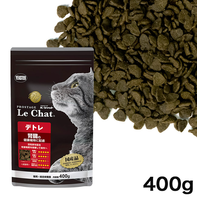 Prostage Le destre shut 300 g Le Shat cat food / dry / all ages support /  kidney function