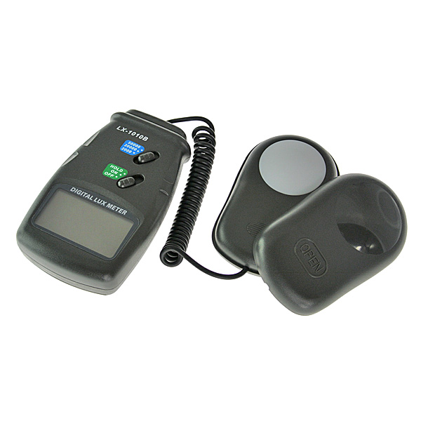 M39M attached to the equal digital lux simple measurement LUX meter luminometer measure light quantity only 2,000 yen instruction manual