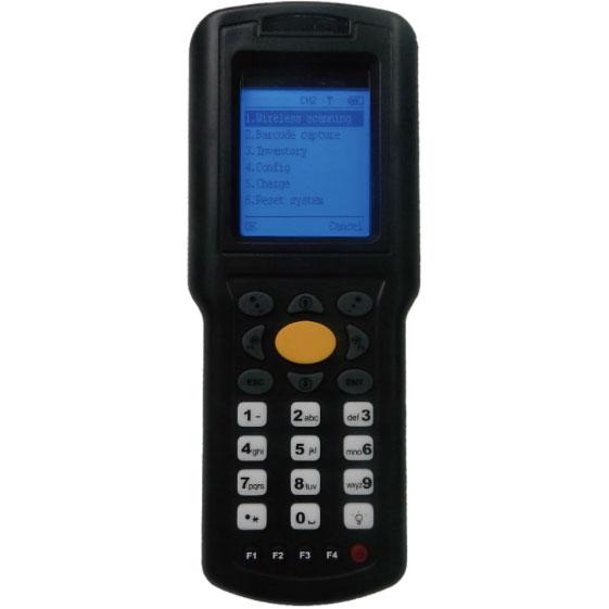 レーザー バーコードリーダー NT-9800 ハンディターミナル USB接続 ワイヤレス接続 マミコム M39M