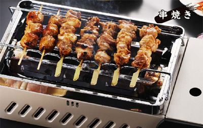 Iwatani cassette grill the General chemical House CB-RBT-A (ya broiled on Fireside General)