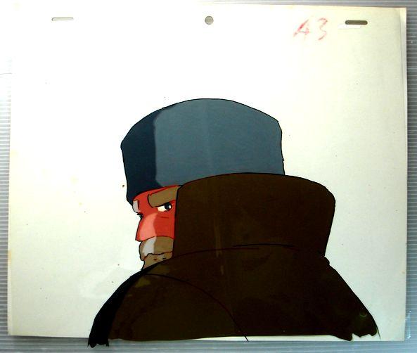 【中古】セル画 「アルプスの少女ハイジ」アルムおんじ