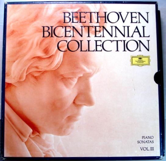 【中古レコード】ベートーヴェンのピアノソナタ 5枚組+解説書