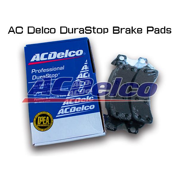AC Delco ブレーキパッド 17D52MH シボレー GMC アストロ サファリ カマロ トランザム