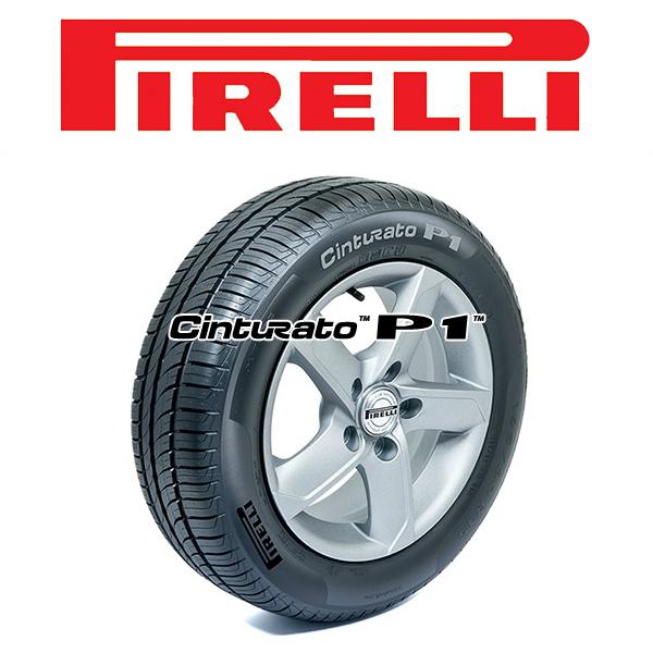 【195/55R15・1本】PIRELLI Tire・CINTURATO™ P1™・ピレリタイヤ チンチュラートピーワン ポルテ シエンタ ノア マーチ フィット スイフト 他 15インチ
