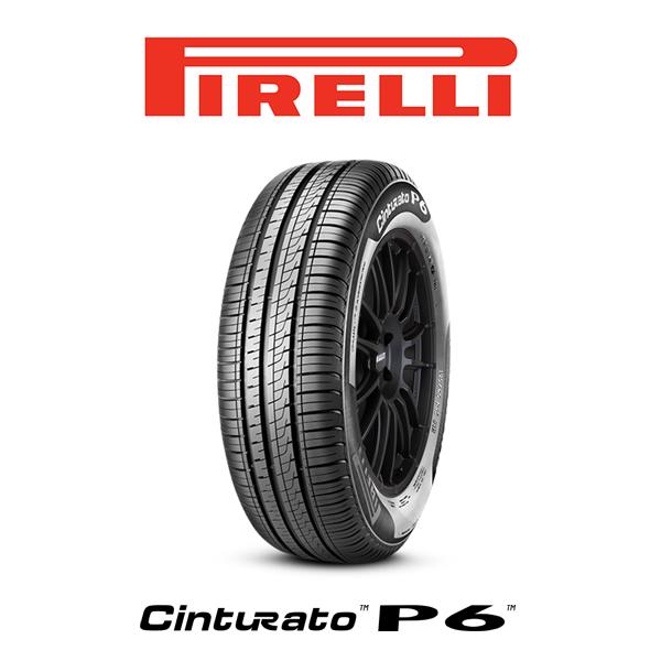 【205/65R15・1本】PIRELLI Tire・CINTURATO™ P6™ ピレリタイヤ/チンチュラートピーシックス ノア ヴォクシー オデッセイ ステップワゴン 他 15インチ