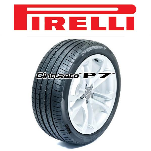 【235/45R17・1本】PIRELLI Tire・CINTURATO™ P7™・ピレリタイヤ チンチュラートピーセブン 17インチ