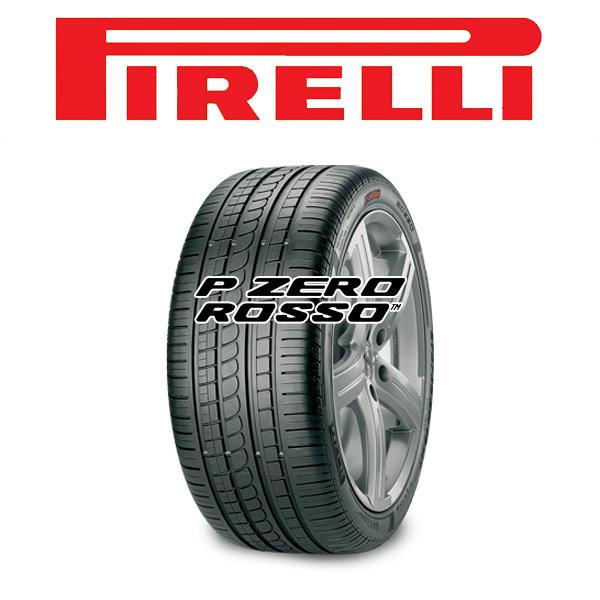 【255/40R19・1本】PIRELLI Tire・P ZERO ROSSO™・ピレリタイヤ ピーゼロ ロッソ 19インチ アメ車 対応サイズ